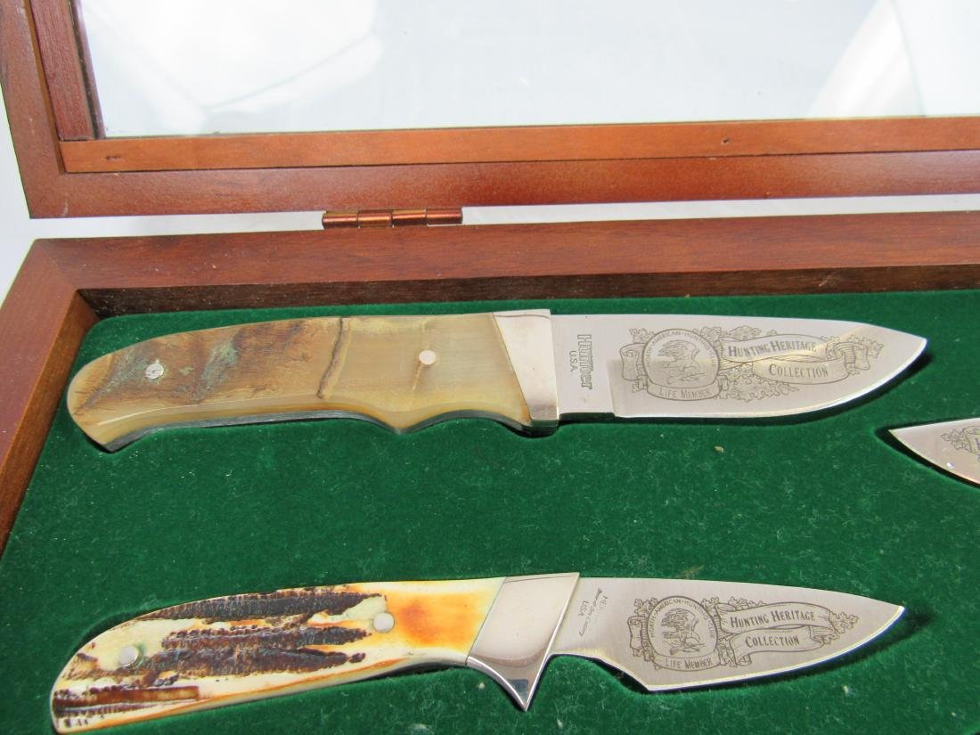 North American Hunting Heritage Knife Collection - 5