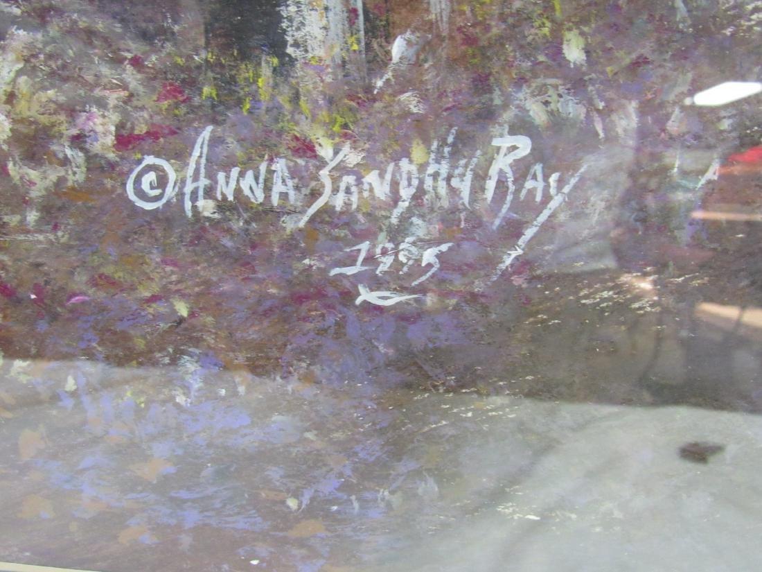Anna Sandhu Ray Original Pastel - 3