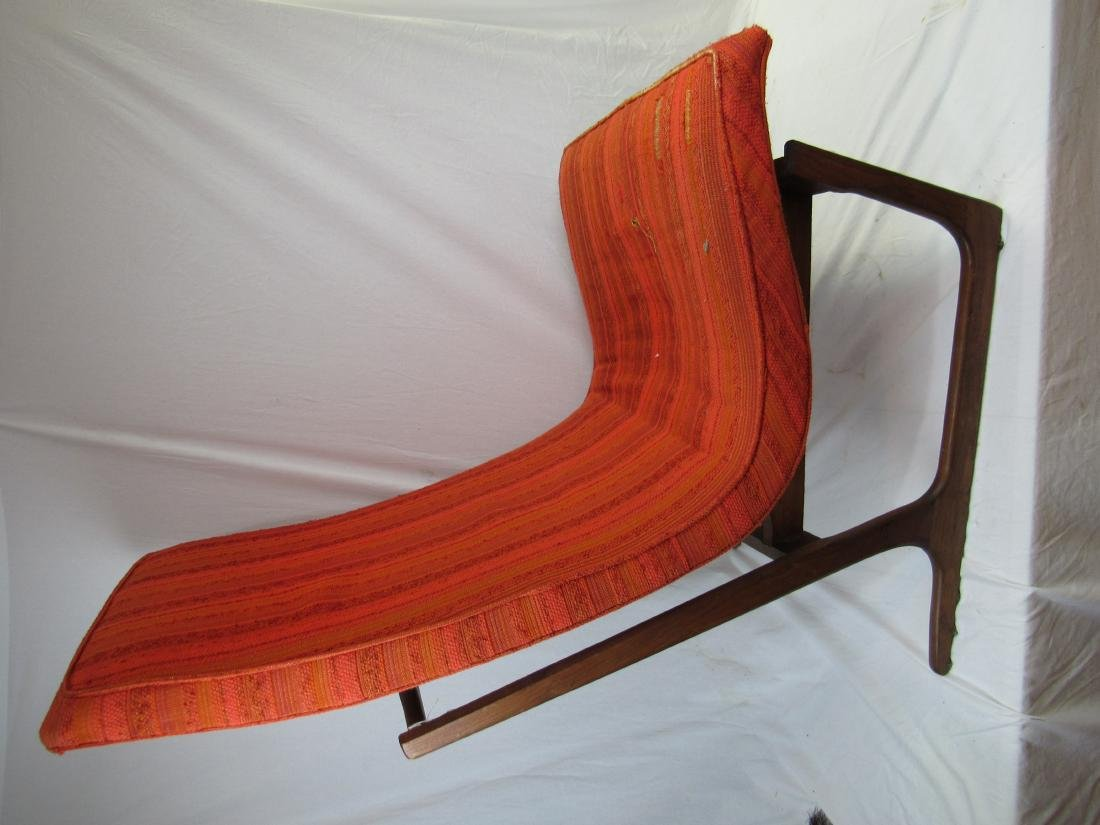 Mid-Century Danish Modern Teak Chair