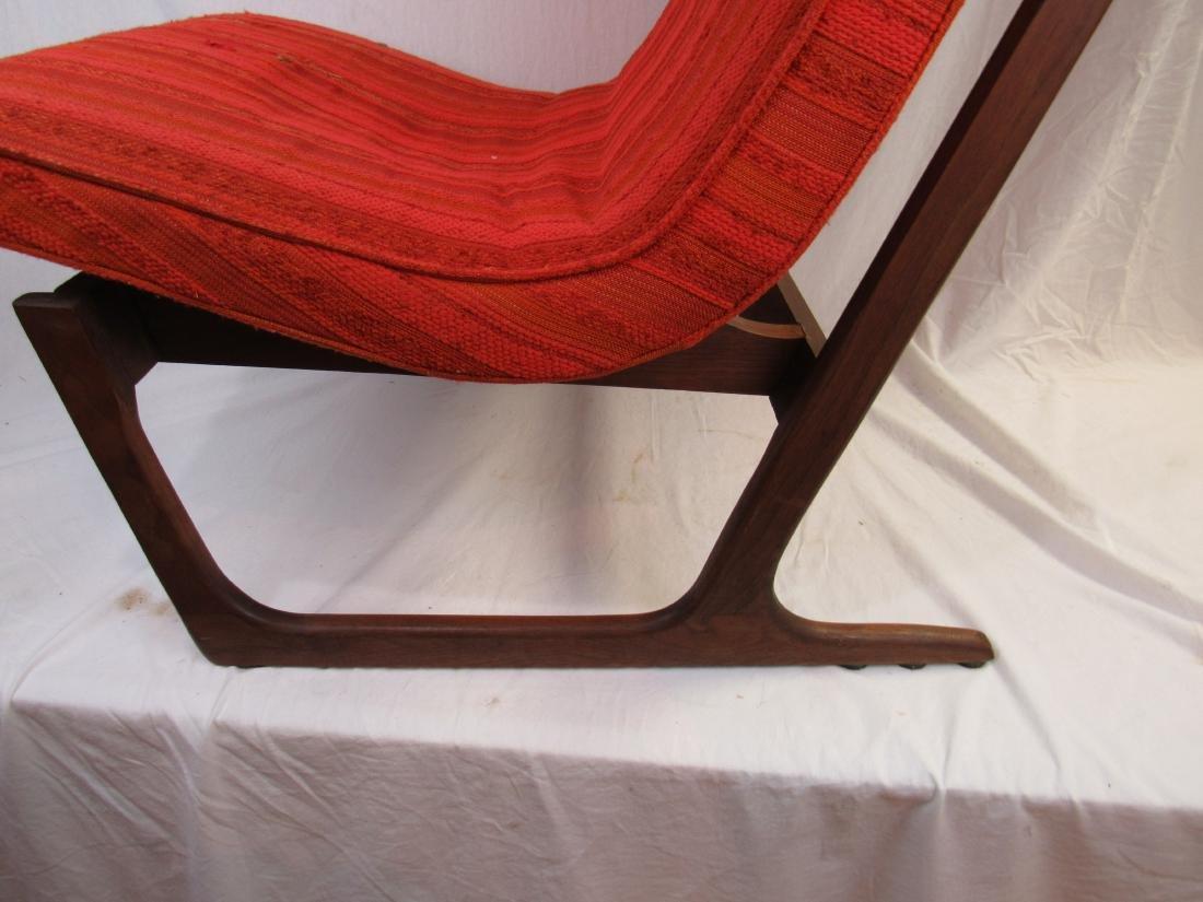 Mid-Century Danish Modern Teak Chair - 6