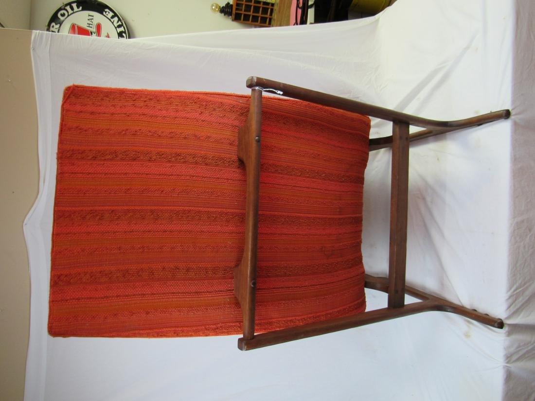 Mid-Century Danish Modern Teak Chair - 7