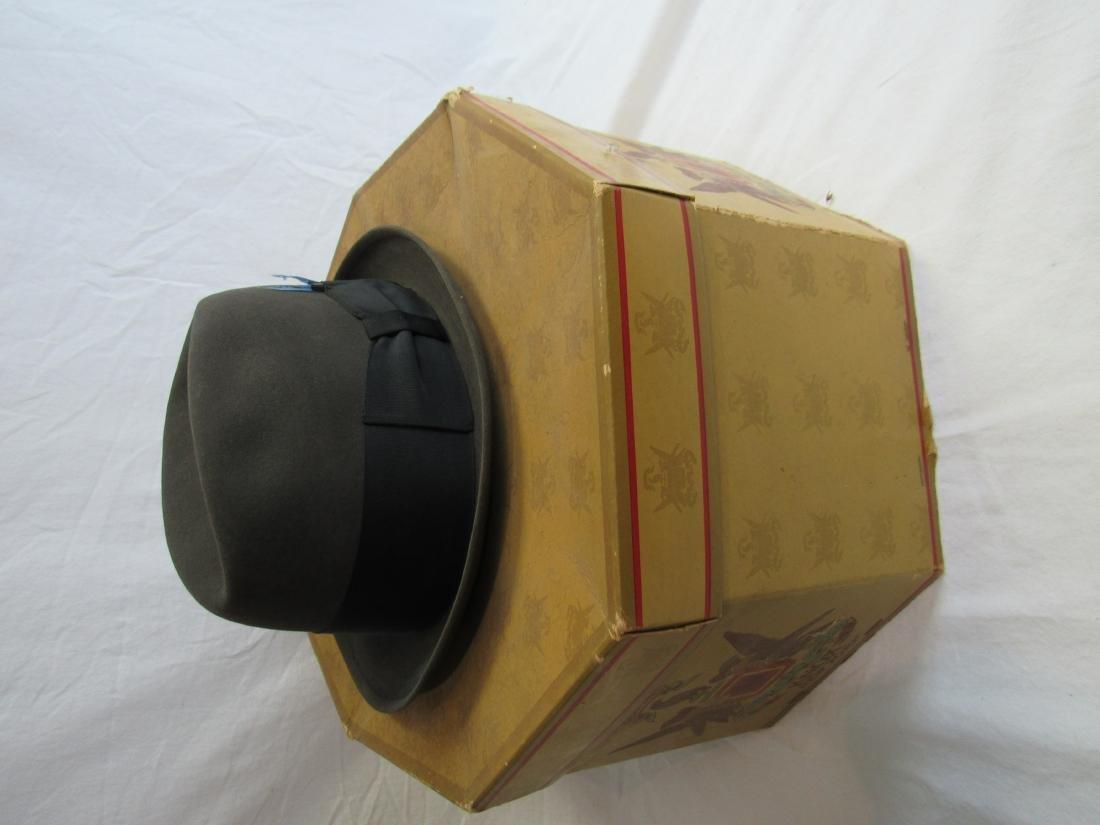 385b80725 Vintage Resistol XXX Beaver Fedora Hat