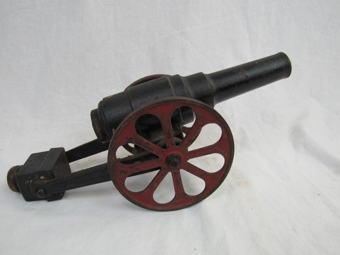 Early Signal Cannon