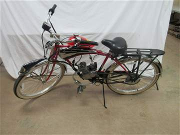 Schwinn Cruiser Deluxe Gas Powered Bike