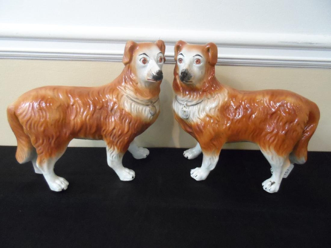 Royal Staffordshire Dogs