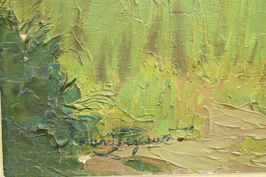 Armand J. B. Segaud (b.1875) - Oil on Canvas - 3