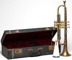 "Harry Pedler & Sons ""American Triumph"" Trumpet"