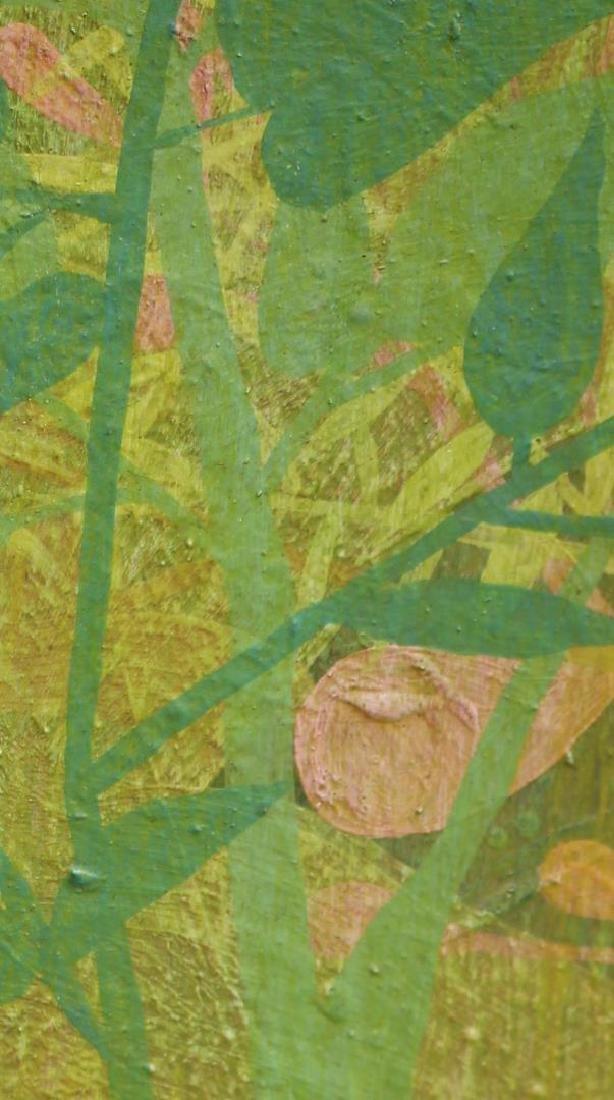 Signed Ramon (20th C.) - Acrylic on Board - 3