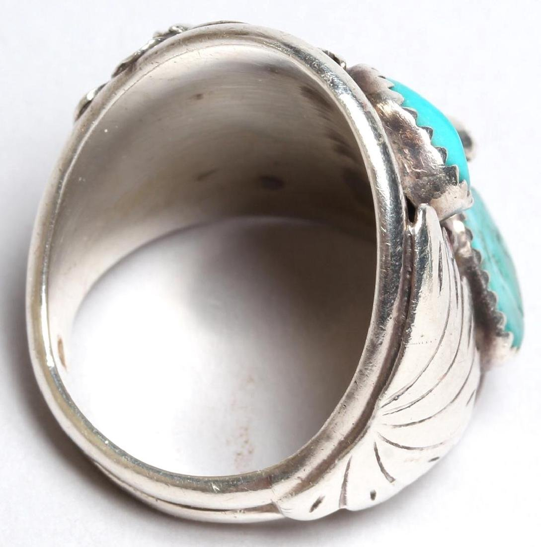 7 Native American Sterling Silver Jewelry Articles - 2