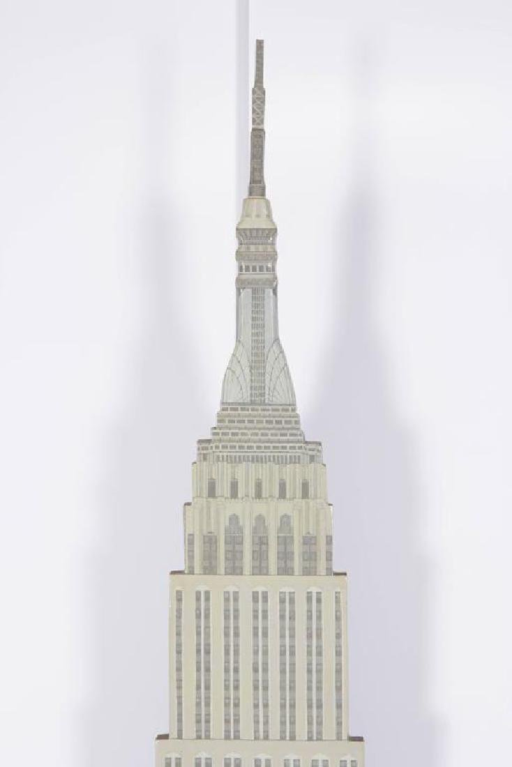 "Susan Lee ""Empire State Building"" Chair - 3"