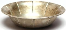 Poole Silver Co. Sterling Trophy Bowl
