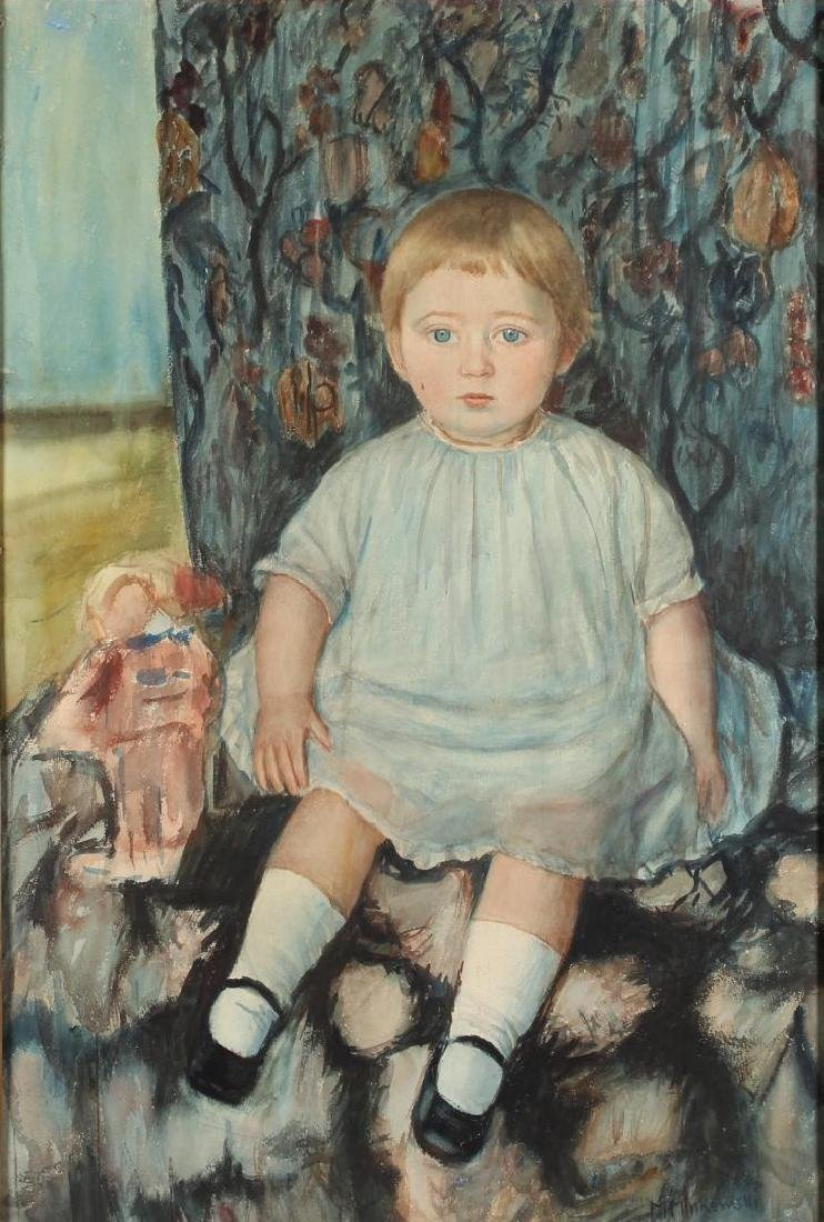 Maurycy Minkowski (Polish/Argentinean, 1881-1930)