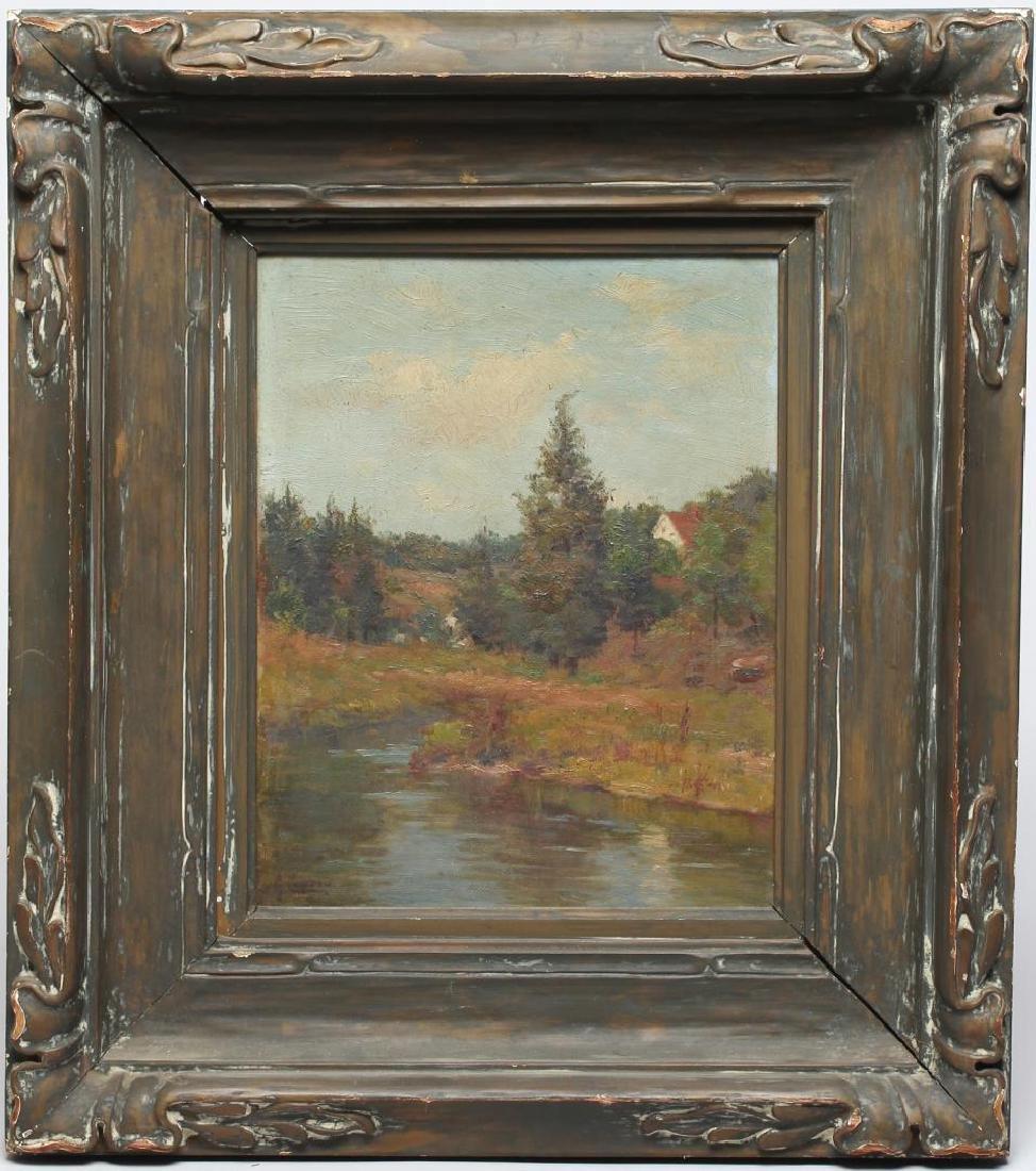 Gaetano Capone (Italian, 1845-1924)- Oil on Canvas - 2