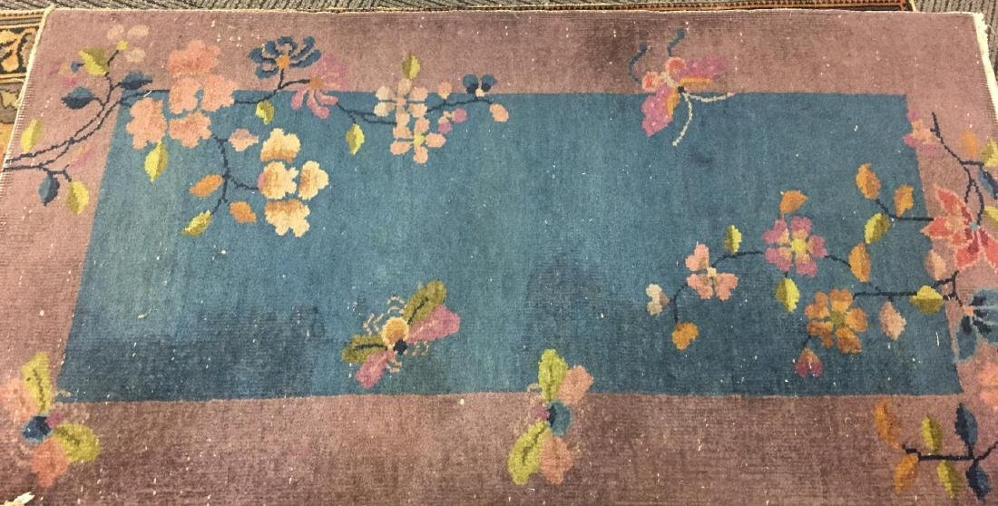 Nichols Chinese Art Deco Wool Rug-2' X 3' 11""