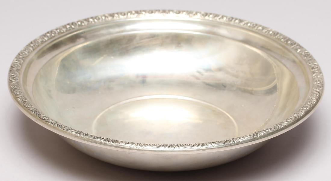 "International Silver ""Prelude"" Fruit Bowl"