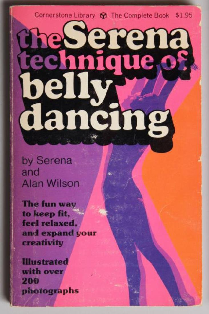 """The Serena Technique of Belly Dancing"" - 4 Copies - 2"