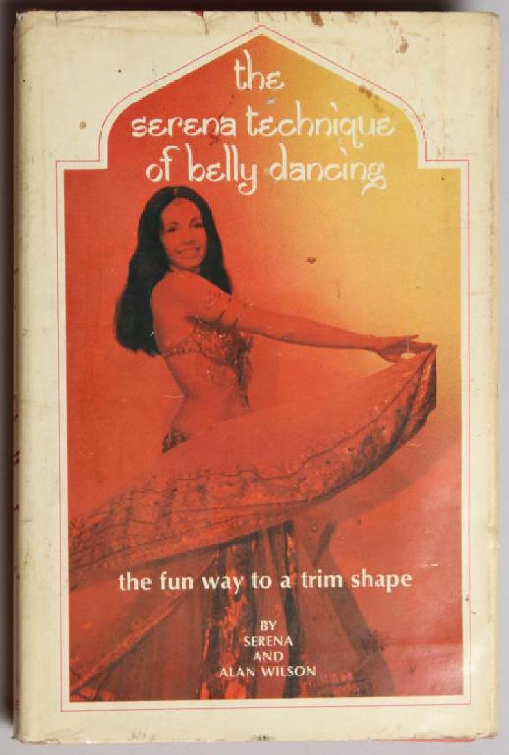 """The Serena Technique of Belly Dancing"" - 4 Copies - 3"