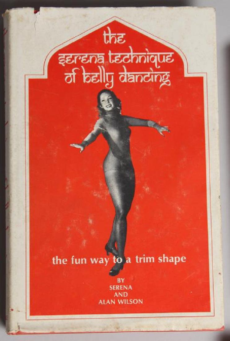 """The Serena Technique of Belly Dancing"" - 4 Copies - 4"