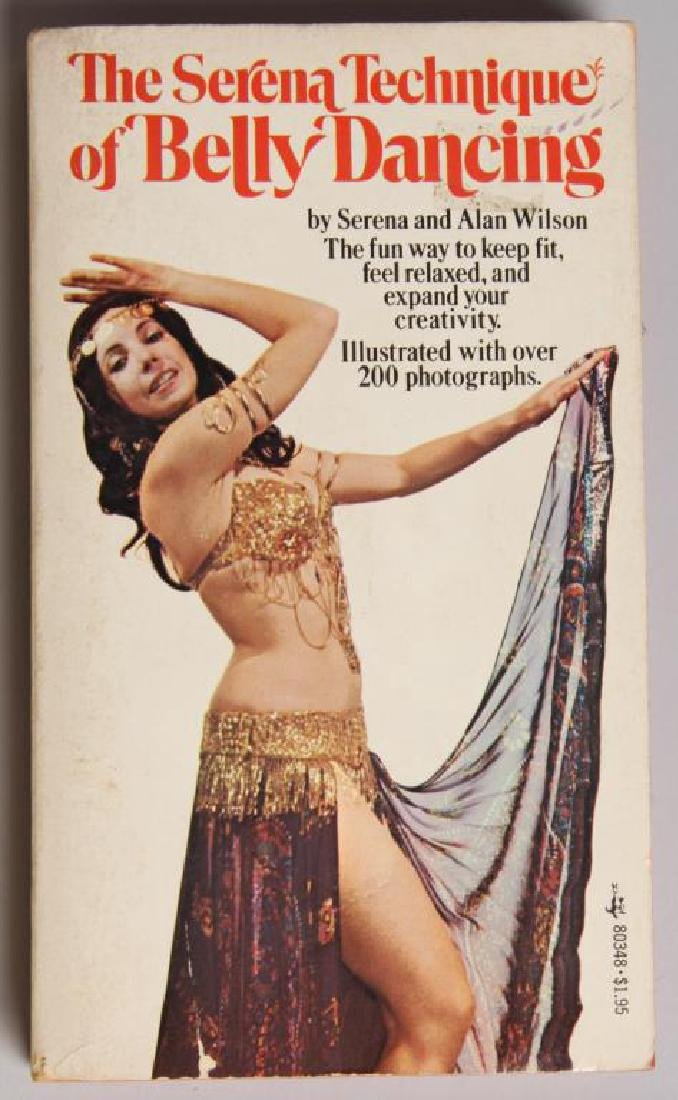 """The Serena Technique of Belly Dancing"" - 4 Copies - 5"