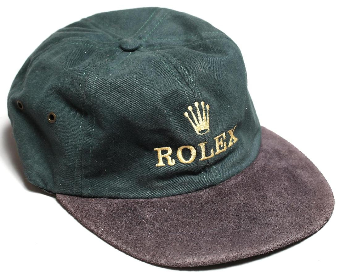 Rolex Kentucky 3-Day Event Horse Blanket & Cap - 4