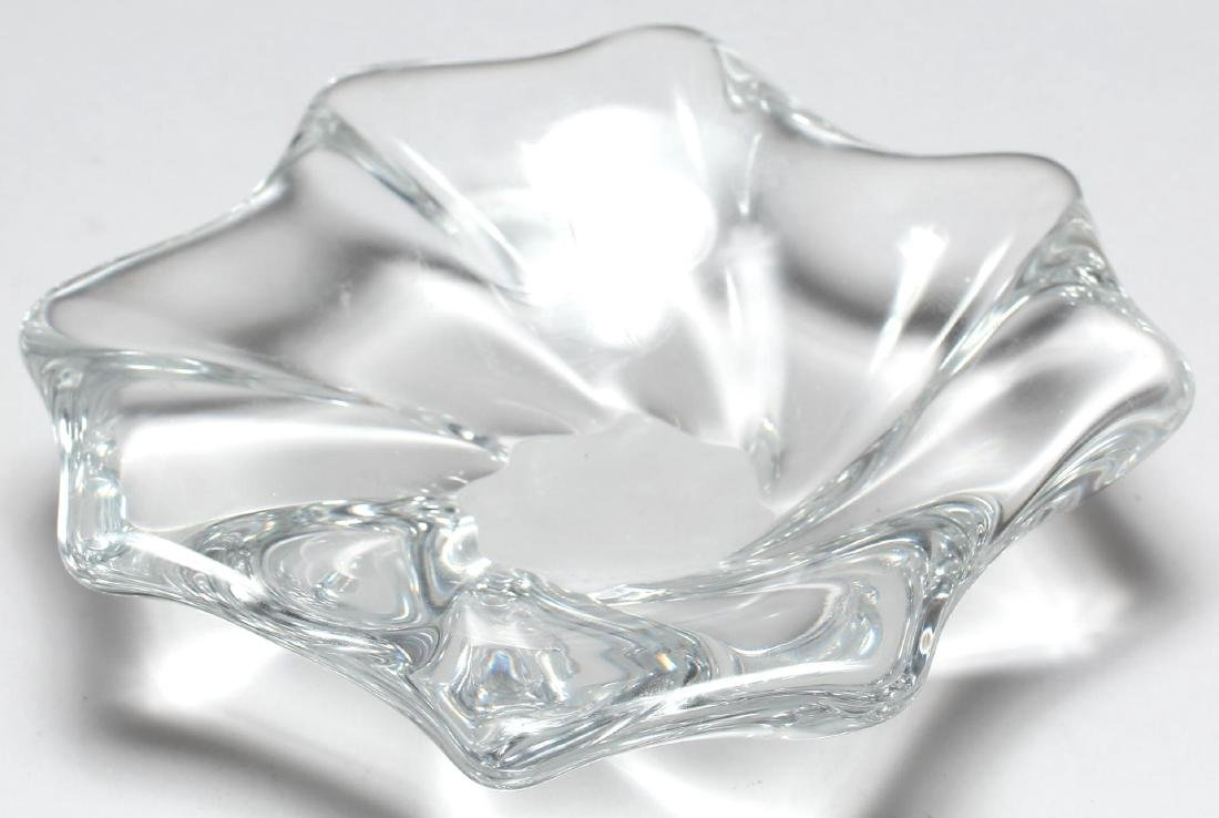 Baccarat Lead Crystal Candy Dish