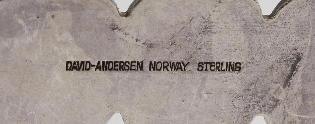 4 Historicist Silver Articles, inc. David-Andersen - 7