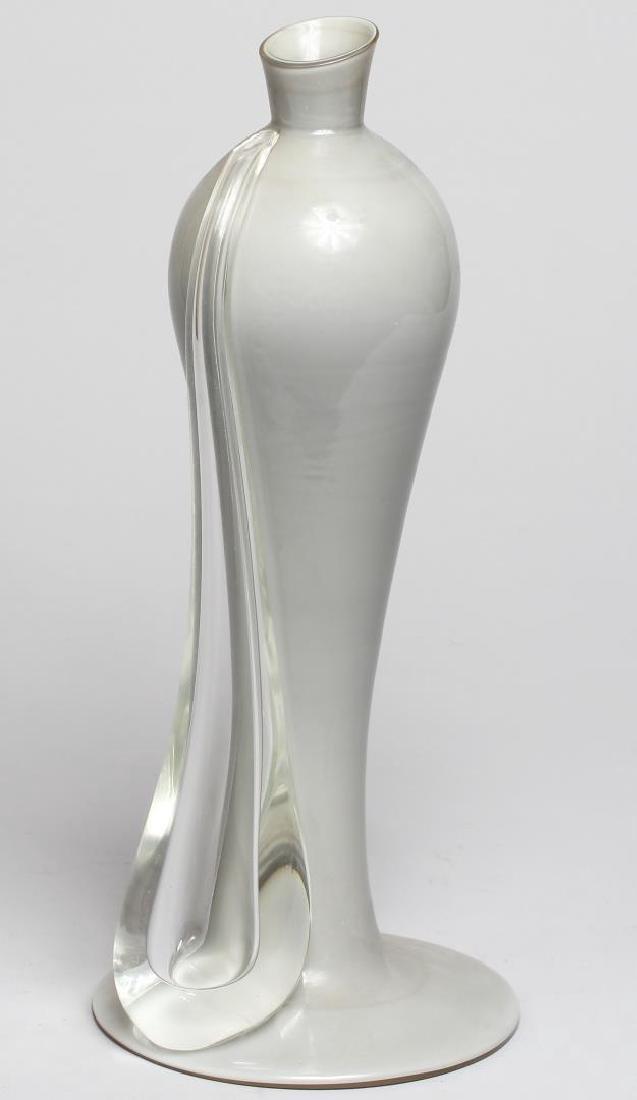 Venini V.I.P for YOOX Group- Cased Glass Vase