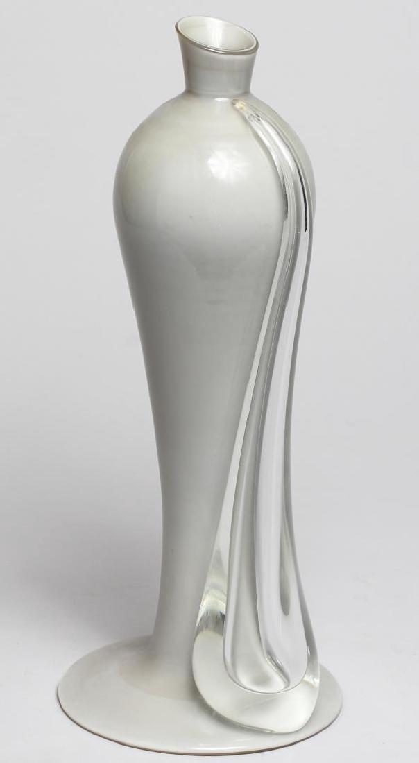 Venini V.I.P for YOOX Group- Cased Glass Vase - 3