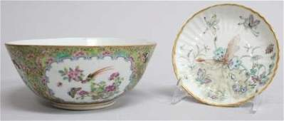 Small Group of Chinese Porcelain Items