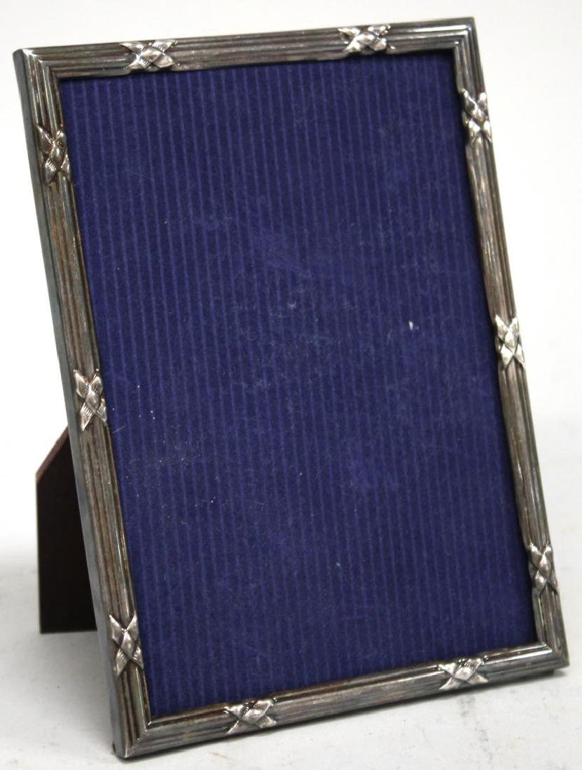 Tiffany & Co Italian Sterling Silver Picture Frame