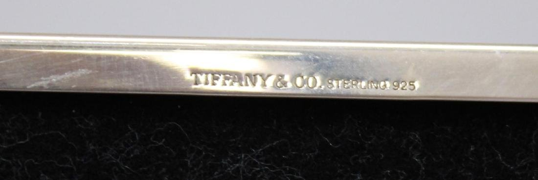 Tiffany & Co. Chased Sterling Silver Picture Frame - 3