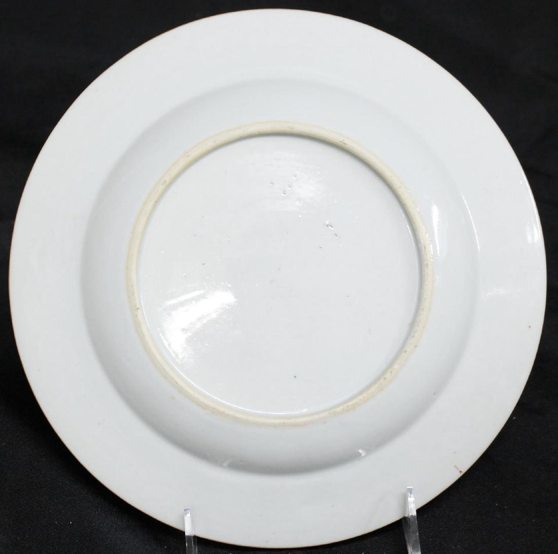 Chinese Export Porcelain Luncheon Plate - 3