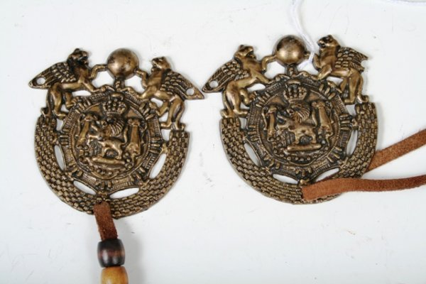 20: Pair of Medals