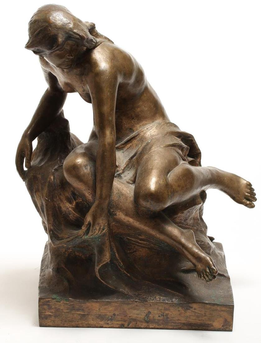 Salvatore Errico (Italy, 19th C.)- Bronze