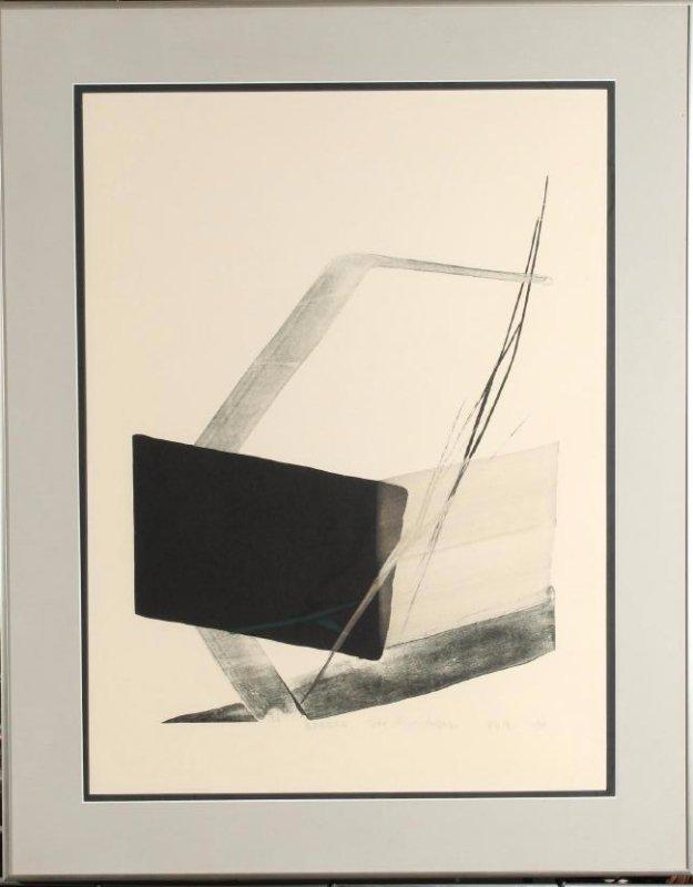 Toko Shinoda (Japanese, b. 1912)- Lithograph