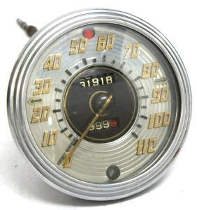 Harley Davidson After-Market Speedometer