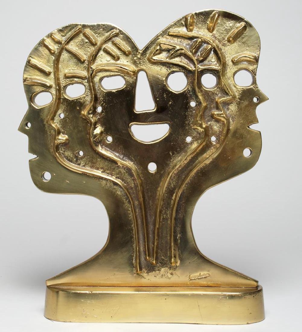 Enzo Pazzagli (Italian, 20th C.)- Sculpture