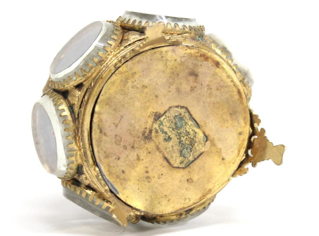 Cut-Crystal & Ormolu Mounted Jewel Box - 3