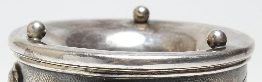 Arthur & Bond Yokohama Japan Export Silver Censer - 2