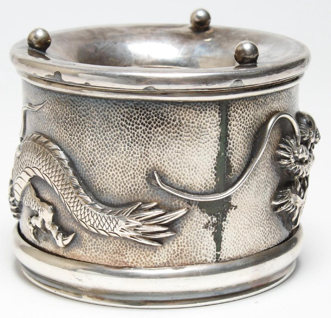Arthur & Bond Yokohama Japan Export Silver Censer - 3