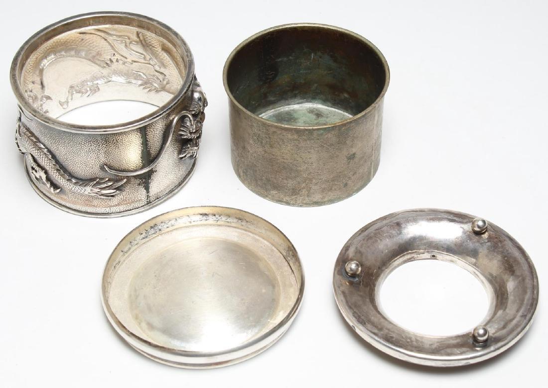 Arthur & Bond Yokohama Japan Export Silver Censer - 4
