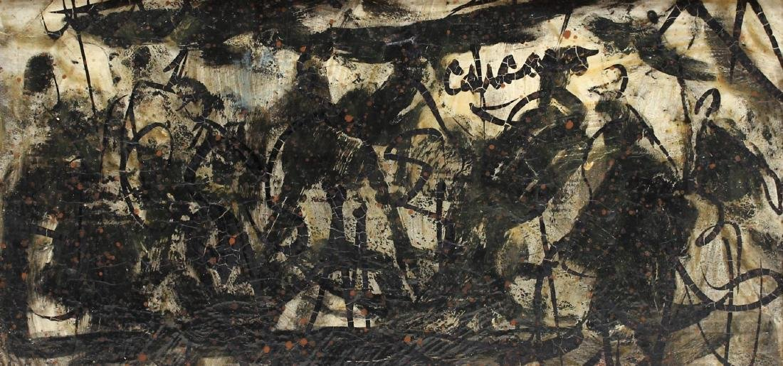 Pascal (Pat) Cucaro (American, 1915-2004)- 2 Oils - 2