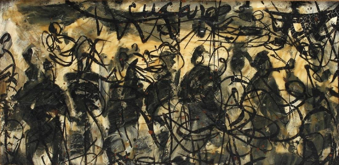 Pascal (Pat) Cucaro (American, 1915-2004)- 2 Oils - 4