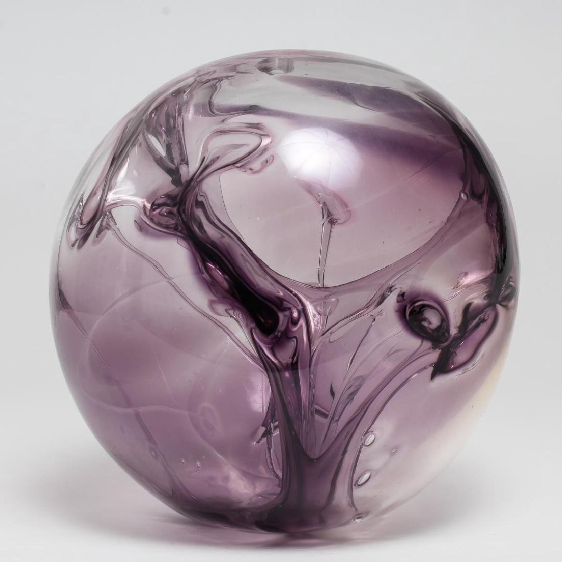 Peter Bramhall (American, 20th C.)- Art Glass