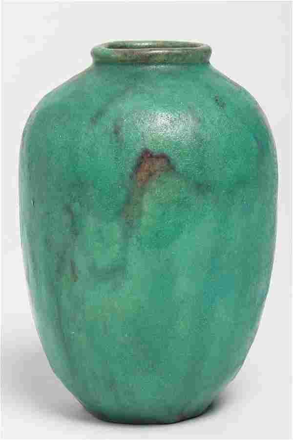 Small American Art Pottery Vase