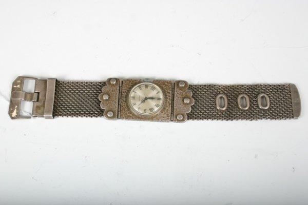 2: Vendome Antique Silver Watch