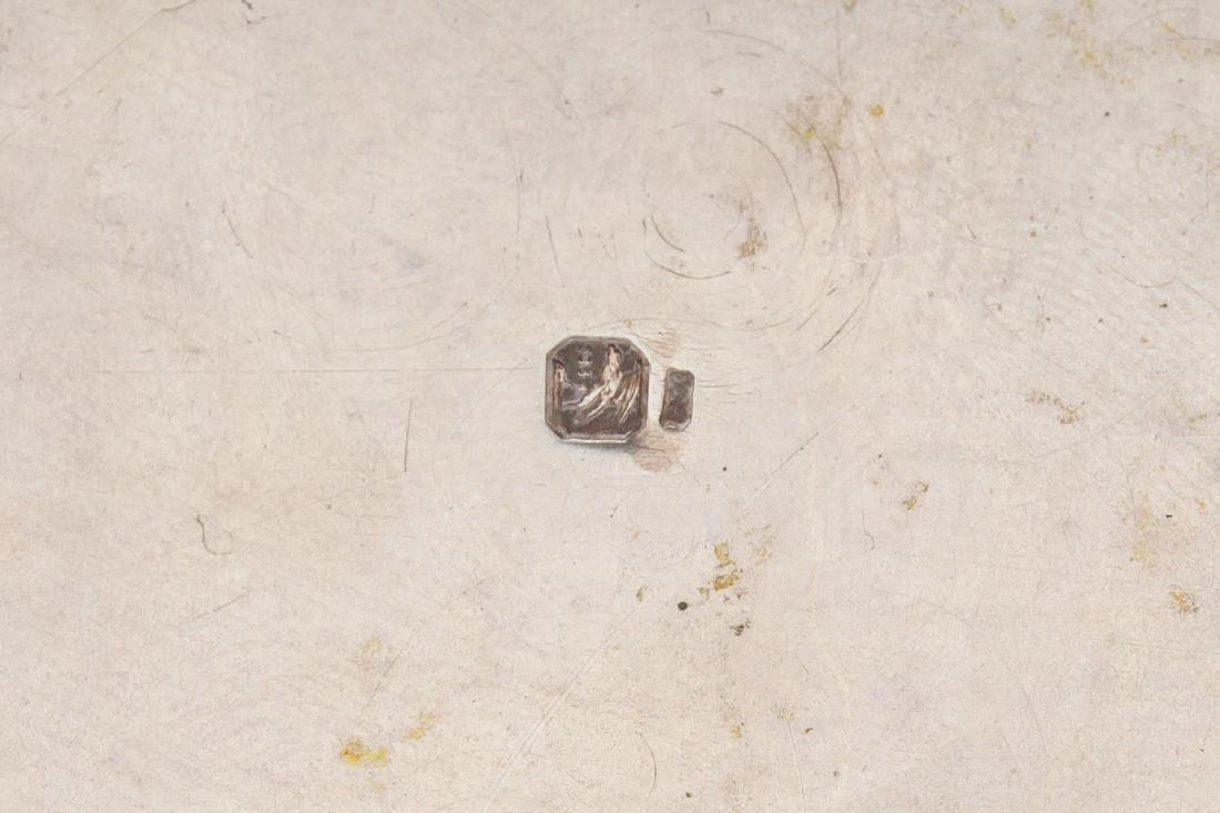 Portuguese Silver Trinket Box, Rococo-Style - 6