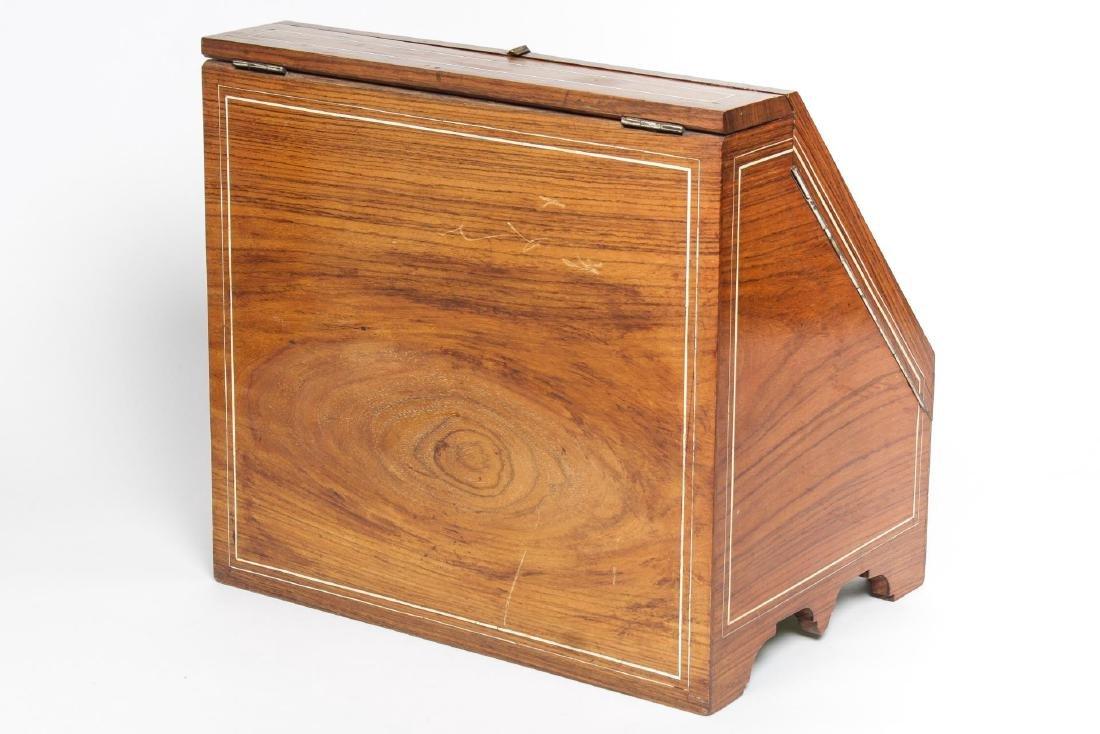 Portable Desk Secretary, Organizer & Bill Holder - 5