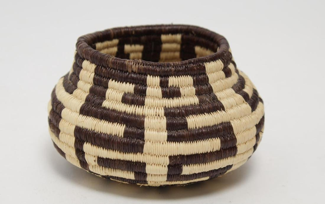 Native American Woven Storage Containers, 2 - 2