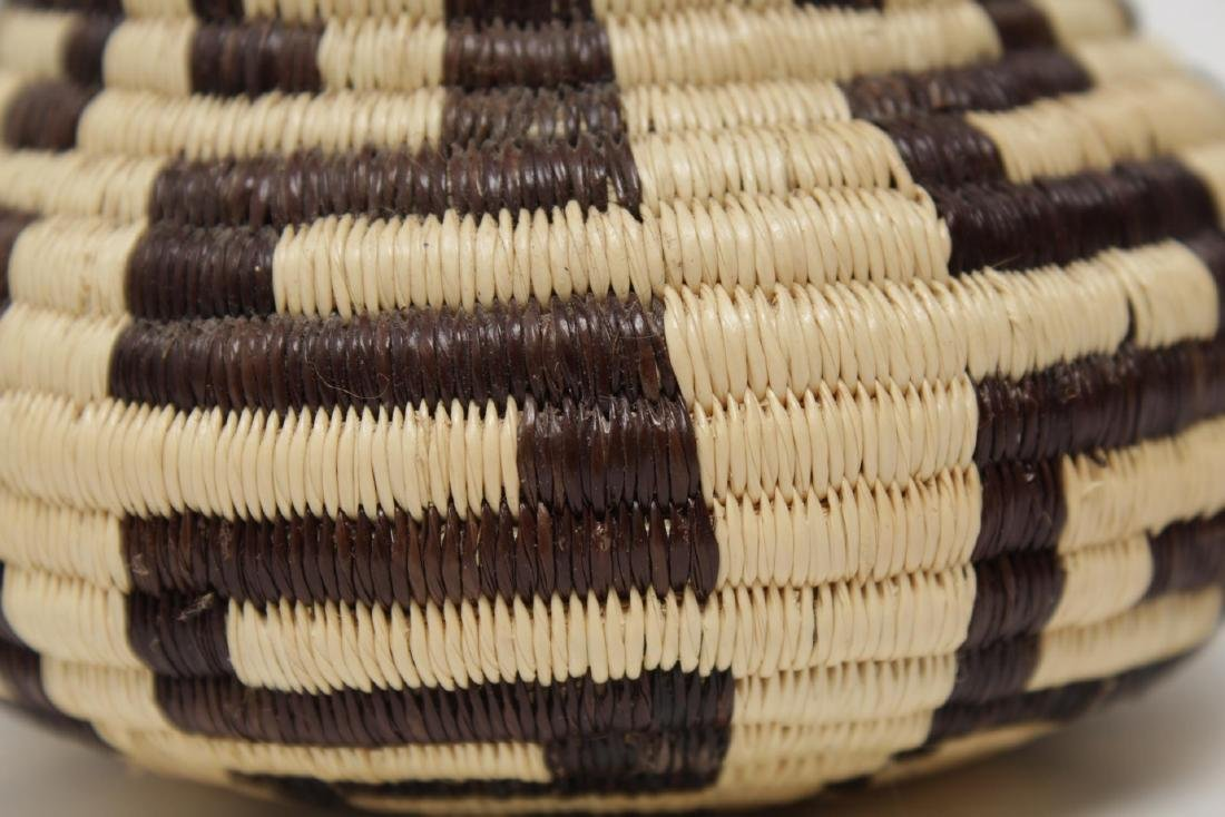 Native American Woven Storage Containers, 2 - 5